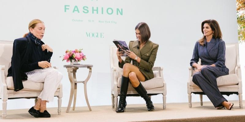 Corey Tenold for Vogue_Tonne  Goodman, Kaia Gerber, Cindy Crawford